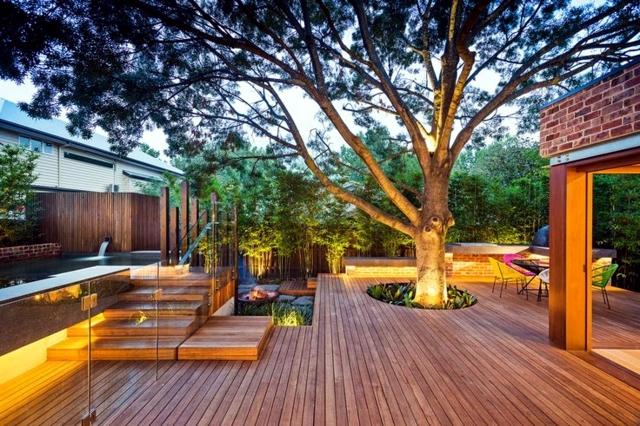 Lauko terasos įrengimo darbai ir profesionalų pasirinkimas