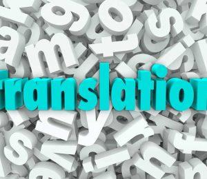 Vertimo paslaugų populiarumas šiuolaikinėje rinkoje