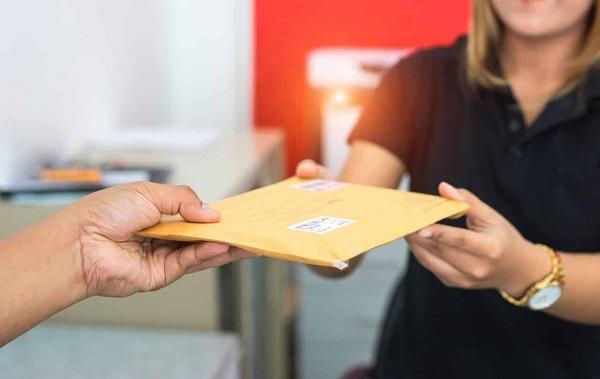Kaip pervežti dokumentus greitai?